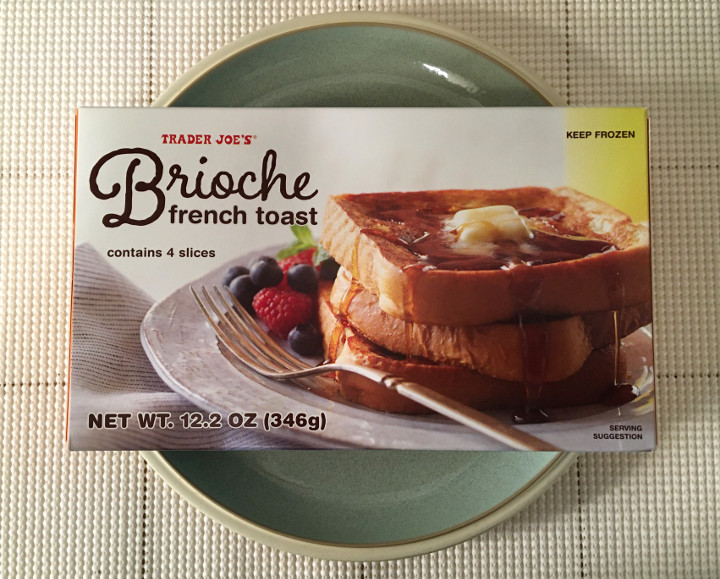 Trader Joe's Brioche French Toast
