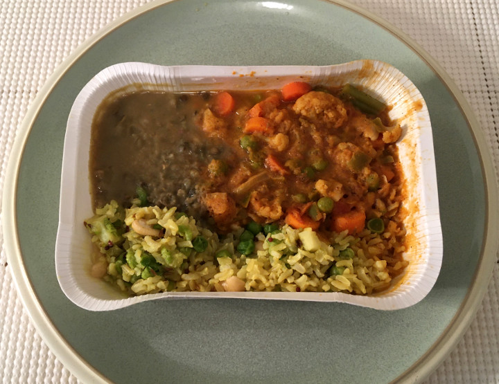 Amy's Indian Vegetable Korma (Curried Veggies with Dal)