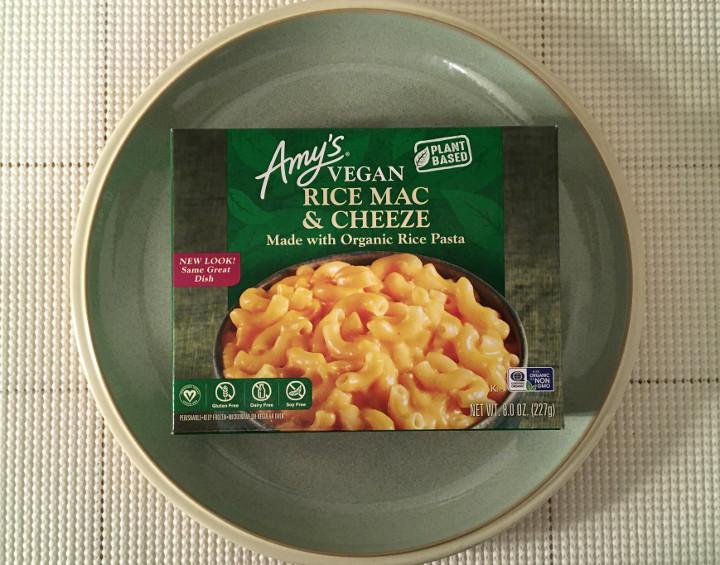 Amy's Vegan Rice Mac & Cheeze