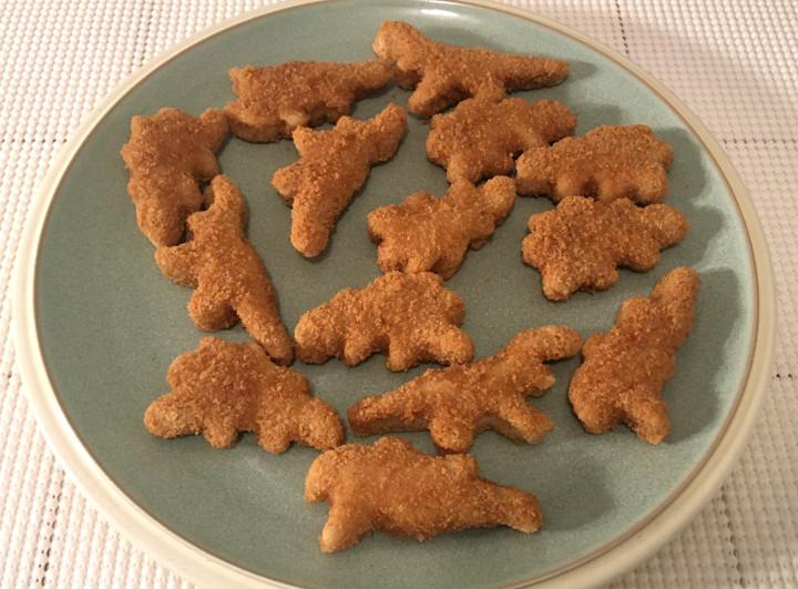 Archer Farms Whole Grain Dinosaur Shaped Nuggets