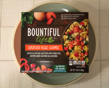 Bountiful Life Superfood Veggie Scramble