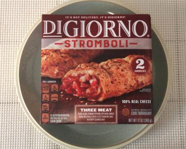 DiGiorno Three Meat Stromboli