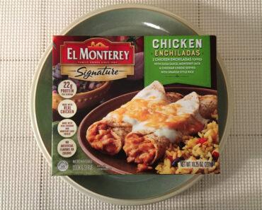 El Monterey Chicken Enchiladas