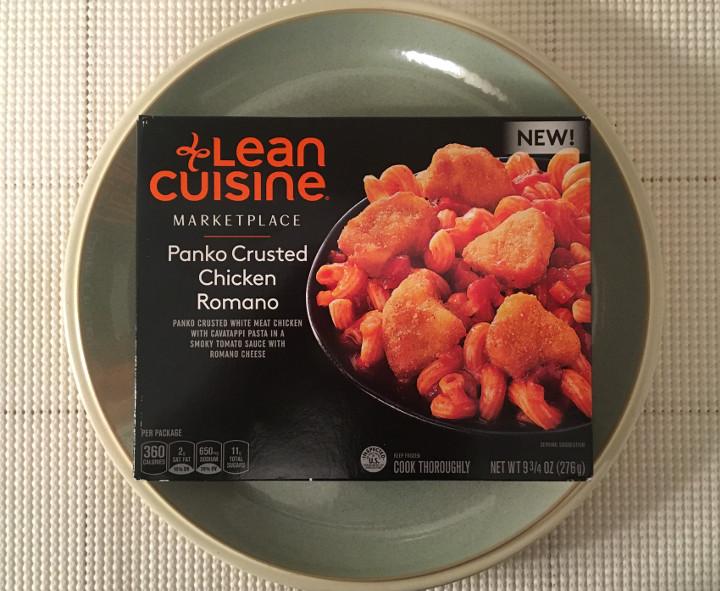 Lean Cuisine Panko Crusted Chicken Romano