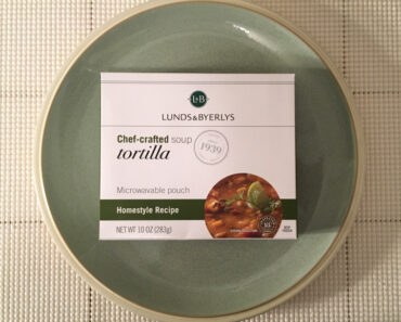 Lunds & Byerlys Tortilla Soup