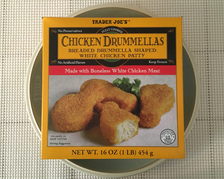 Trader Joe's Chicken Drumellas