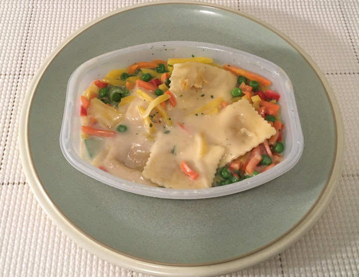 Lean Cuisine Features Butternut Squash Ravioli