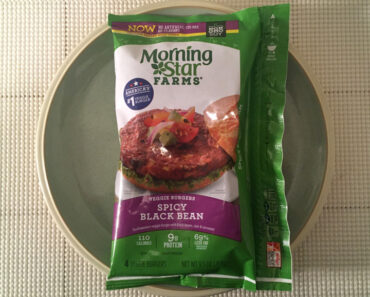 Morningstar Farms Spicy Black Bean Veggie Burgers