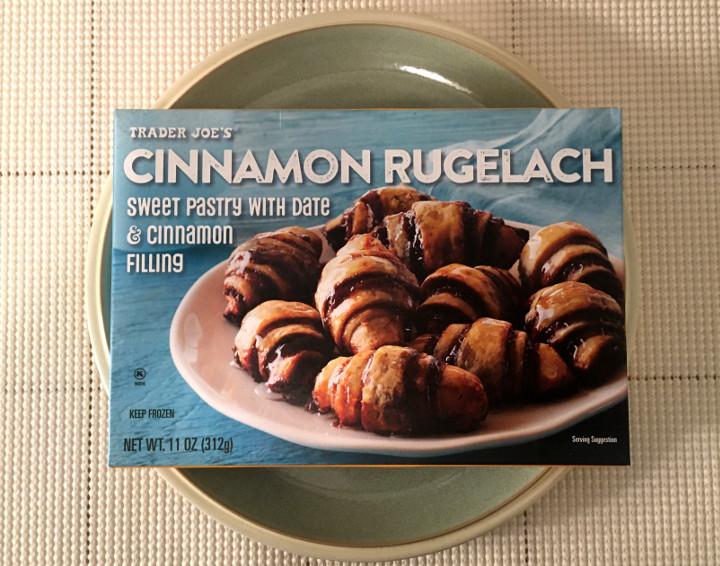 Trader Joe's Cinnamon Rugelach