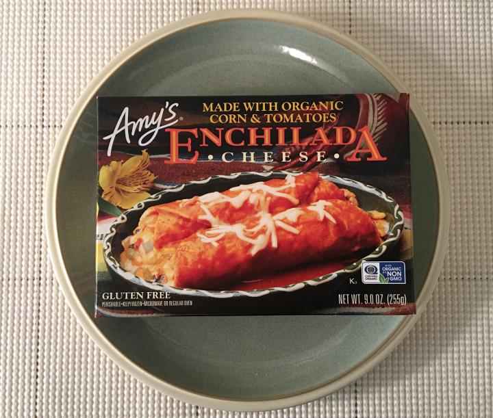 Amy's Cheese Enchilada