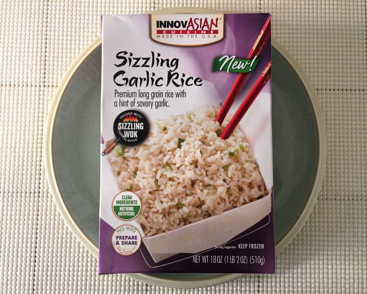 InnovAsian Sizzling Garlic Rice