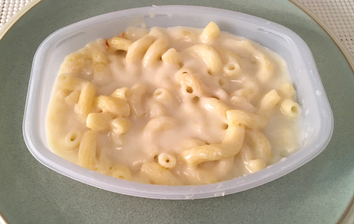 Lean Cuisine Features Vermont White Cheddar Mac & Cheese