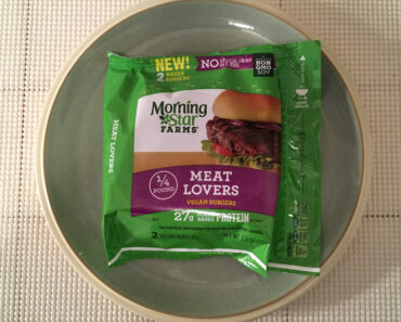 Morningstar Farms Meat Lovers Vegan Burgers