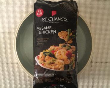PF Chang's Home Menu Sesame Chicken