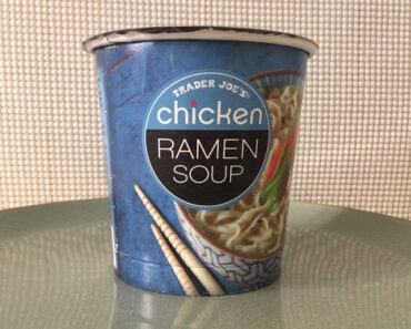 Trader Joe's Chicken Ramen Soup