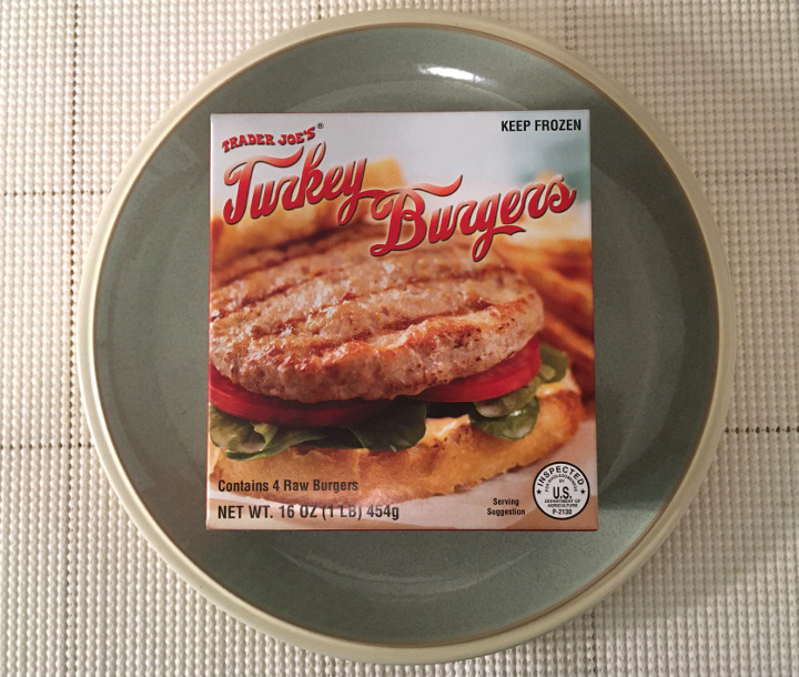 Trader Joe's Turkey Burgers