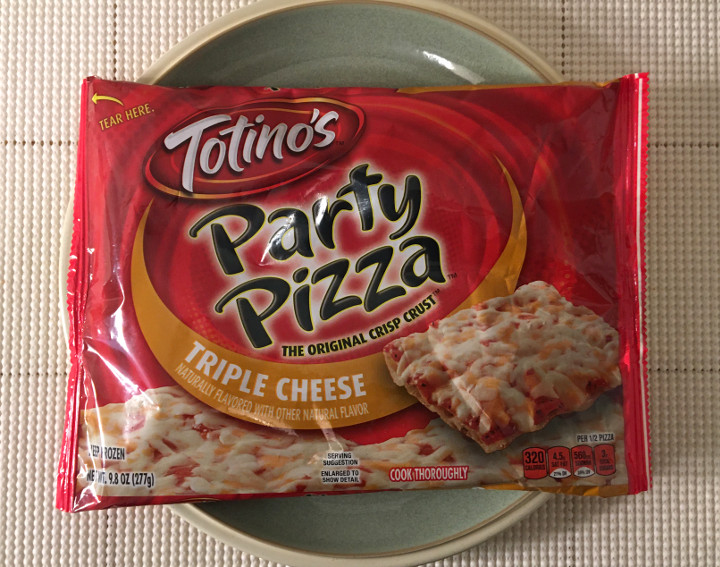 Totino's Triple Cheese Party Pizza