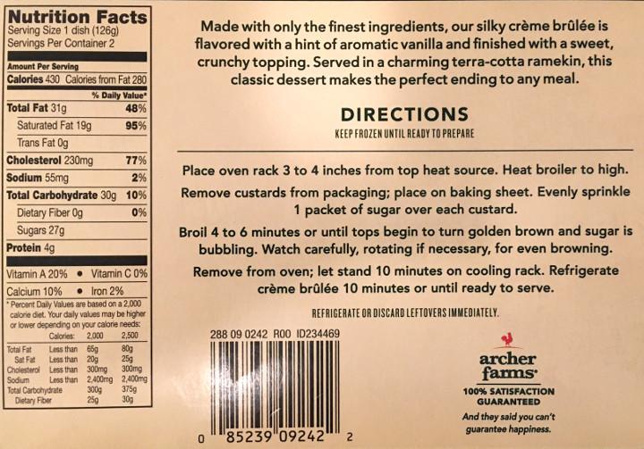 Plus grande erreur avec calorie riz complet cuit