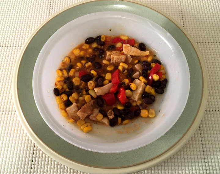 Healthy Choice Mexican-Style Sweet Corn