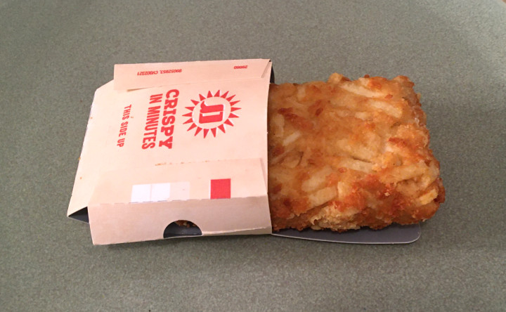 Jimmy Dean Meat Lovers Stuffed Hash Browns