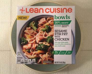 Lean Cuisine Bowls Sesame Stir Fry with Chicken