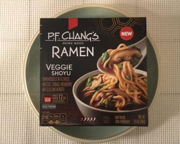 PF Chang's Home Menu Veggie Shoyu Ramen