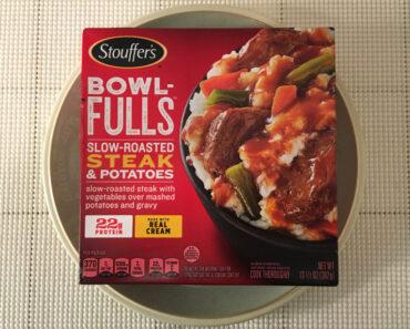 Stouffer's Bowl-Fulls: Slow-Roasted Steak & Potatoes