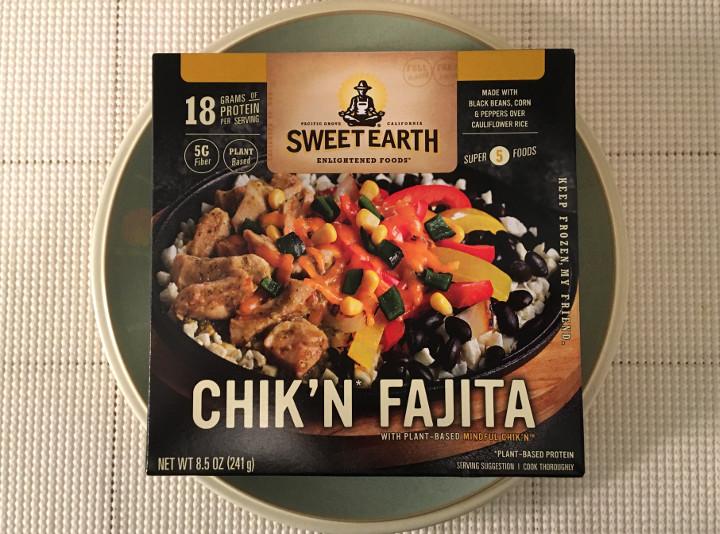 Sweet Earth Chik'n Fajita Bowl