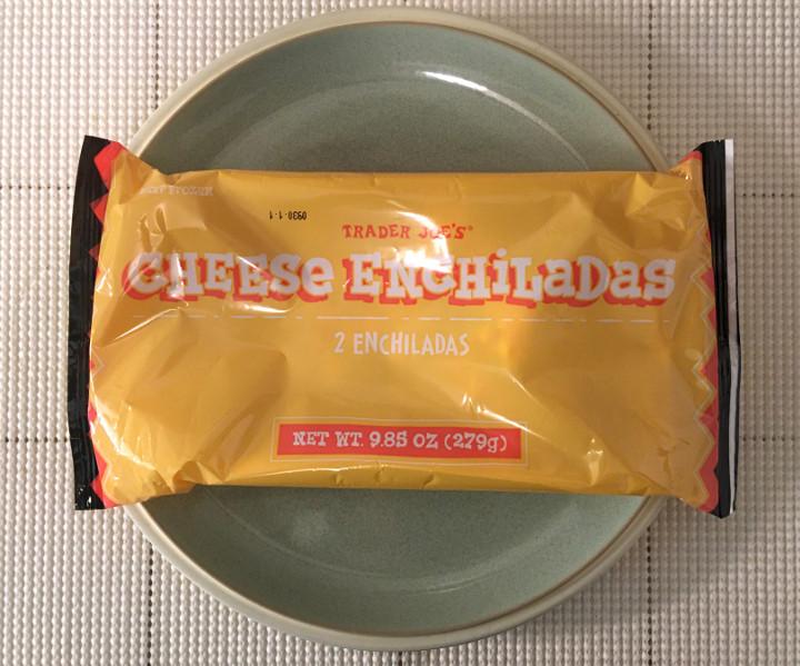 Trader Joe's Cheese Enchiladas (2 Enchiladas)