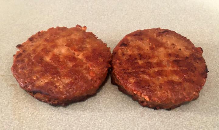 Beyond Meat Spicy Beyond Breakfast Sausage Plant-Based Patties