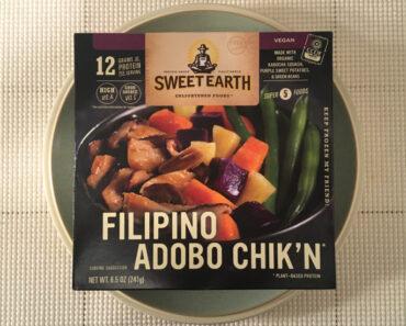 Sweet Earth Filipino Adobo Chik'n