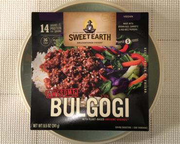 Sweet Earth Awesome Bulgogi