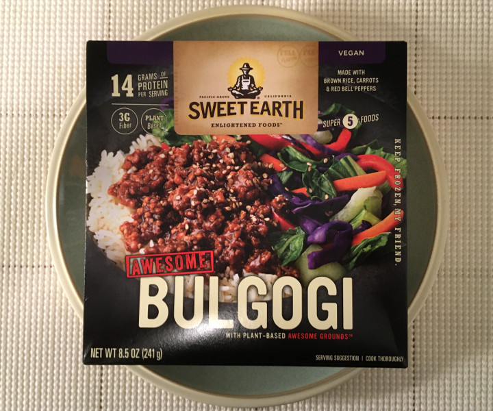 Sweet Earth Awesome Bulgogi