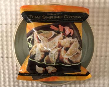 Trader Joe's Thai Shrimp Gyoza