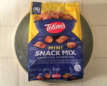 Totino's American Favorites Mini Snack Mix Review