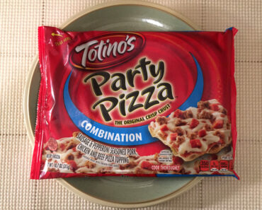 Totino's Combination Party Pizza Review