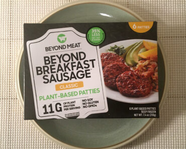 Beyond Meat Classic Beyond Breakfast Sausage