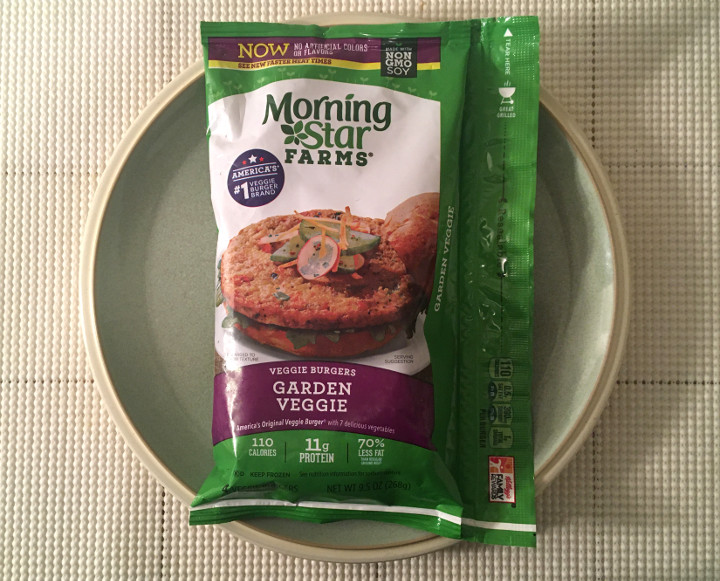 Morningstar Farms Garden Veggie Burgers