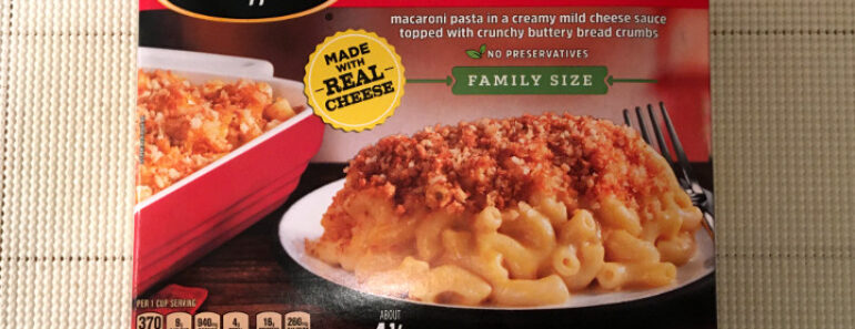 Stouffer's Family Sized Baked Macaroni & Cheese