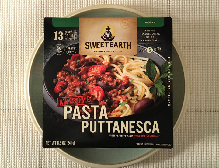 Sweet Earth Awesome Pasta Puttanesca
