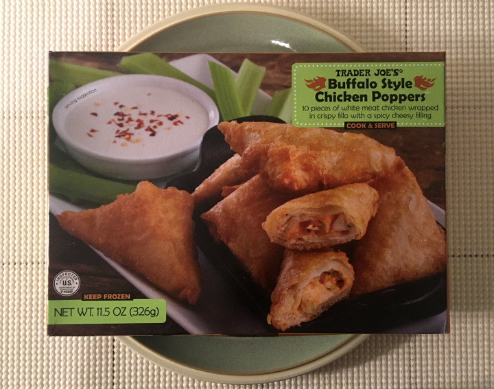 Trader Joe's Buffalo Style Chicken Poppers