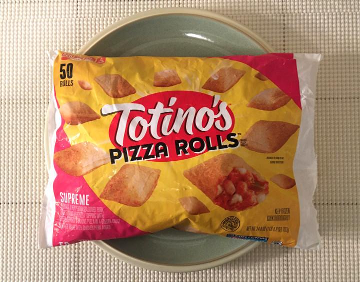 Totino's Supreme Pizza Rolls (50 Rolls)