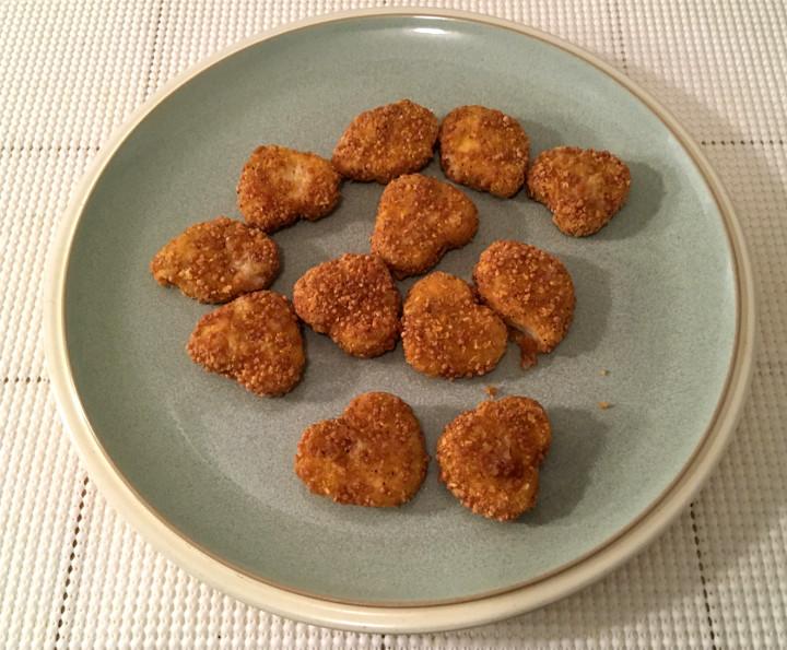 Tyson Naturals Gluten Free Breaded Chicken Breast Nuggets