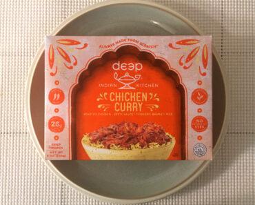 Deep Indian Kitchen Chicken Curry