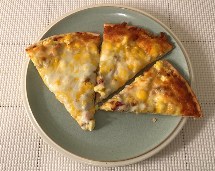 Lotzza Motzza Breakfast Pizza