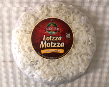 Lotzza Motzza Cheese Pizza