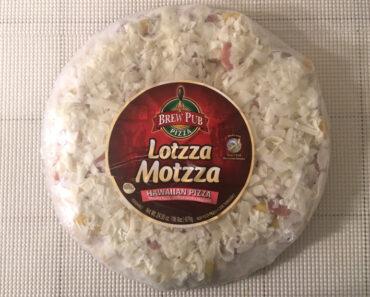 Lotzza Motzza Hawaiian Pizza