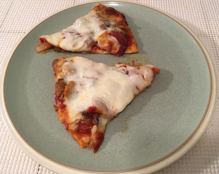 Lotzza Motzza Micro Brew Supreme Pizza