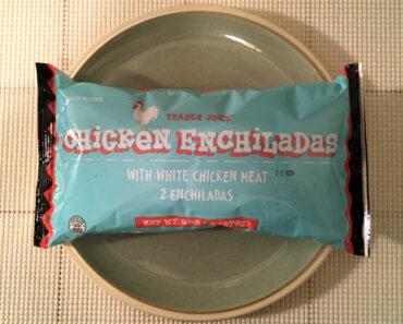 Trader Joe's Chicken Enchiladas with White Chicken Meat