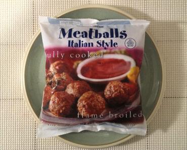 Trader Joe's Italian Style Meatballs